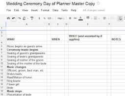 layout of wedding ceremony program wedding ceremony outline etame mibawa co