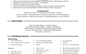 Resume Computer Skills Examples Proficiency College Computer Skills On Resume Sample Delectable It Chemical