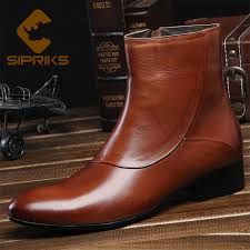 compare prices on black italian leather boots men online shopping
