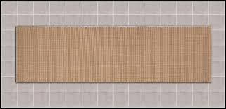 tappeti cucina on line tappeti per la cucina in cotone bollengo