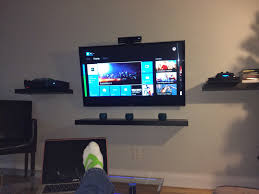 Bedroom Setup With Tv Xbox One Gaming Setup Thread Show Us What You Got Page 2