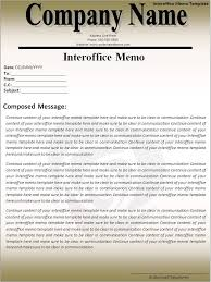 high quality interoffice memo template sample vlashed