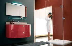 High Gloss Bathroom Vanity Contemporary Bathroom Ceramic Vanity Line 10 Bmt Bagni