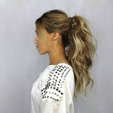 ponytail hair create a fuller and longer ponytail in these easy steps desiree