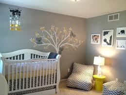deco chambre jaune et gris chambre bebe jaune et grise koala et