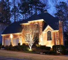 House Landscape Lighting Outdoor Lighting Installation Landscape Lighting Medina Copley