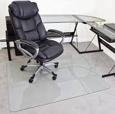 Desk Floor Mat Clear Office Clear Office Chair Mat With Carpet Protector Home Depot