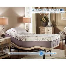 Twin Beds Science Of Sleep by Adjustable Beds Costco