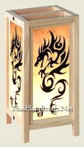 asian oriental lamps oriental style table lamp japanese bedside