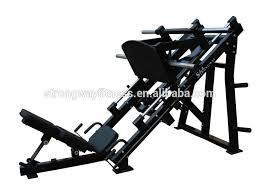 Hammer Strength Decline Bench Sh19 45 Degree Leg Press Gym Equipments Hammer Strength