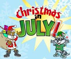 christmas in july knoebels christmas in july experience columbia montour counties