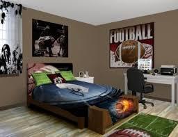 Football Bedroom - Football bedroom designs