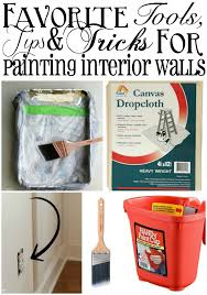 Interior Painting Tools My Favorite Paint Tools Tips And Tricks The Turquoise Home