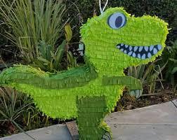 dinosaur pinata dinosaur pinata etsy