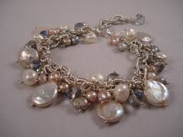 pearl bracelet with charm images August 2012 carolyn schulz creative jewellery jpg