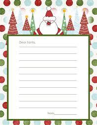 printable santa letters to santa wench wisdom letters to santa
