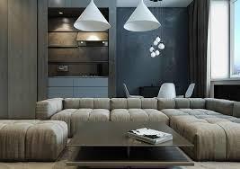 canapé tours décoration fauteuil salon moderne noir 96 tours 02360230 decor