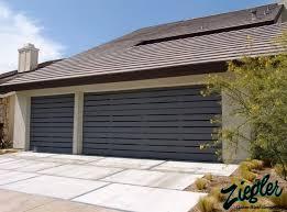 metal glass doors metal u0026 glass garage doors ziegler doors inc