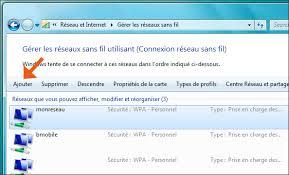 Problème Carte Réseau Wifi Dans Windows 7 Seven Comment Se Connecter Au Wifi Sans Fil