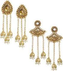 images for earrings dangle earrings buy dangle earrings online at best prices