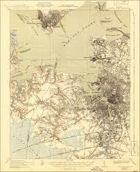 State Of Virginia Map by Image Of The 1921 Newport News Virginia 15 Minute Series