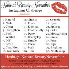 Challenge Instagram November Instagram Challenge Pronounce
