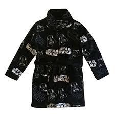 robe de chambre 2 ans wars robe de chambre noir taille de 2 à 6 ans 4 ans 6 ans 3