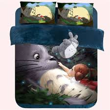 Minecraft Bed Linen - shop totoro bed covers on wanelo