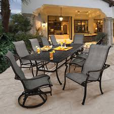 Patio Furniture Dining Set Outdoor Patio Dining Sets Costco