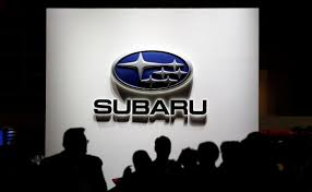 subaru logo automaker subaru sees 177 million in costs linked to inspection