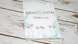 beautiful wedding programs wedding programs beloved designs