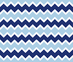 navy sky blue chevron zigzag pattern wallpaper decamp studios