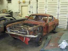 1967 mustang for sale rusting mustangs 1967 mustang fastback 390gt for sale04