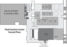 thad cochran center the university of southern mississippi