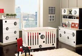 attractive image of baby nursery decoration using light grey baby