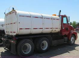 volvo white trucks for sale 1989 volvo white gmc wca64t tank truck item k5632 sold