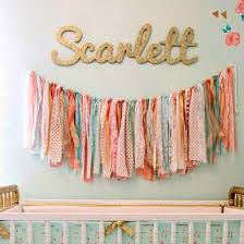 wall decor wooden name wall hanging name plaque sign glittered