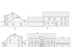 House Plans With Elevations And Floor Plans House Plans Elevations House Floor Plans