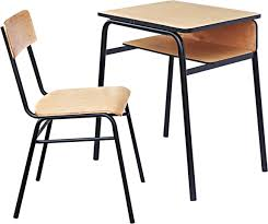 student desk and chair student desk chair psd official psds