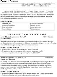 manager resume word sales manager resume template auto sle for salesperson images