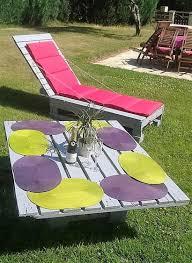 Outdoor Patio Pallet Furniture - outdoor furniture arrangement with pallets pallet ideas
