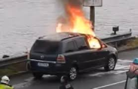 opel ireland opel is recalling zafira cars in ireland after several caught fire