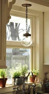 Kitchen Sink Pendant Light Best 25 Kitchen Sink Lighting Ideas On Pinterest Garden