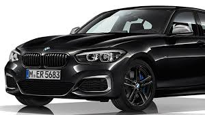 bmw car in black colour bmw m140i 5 door m performance bmw australia