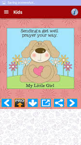 kids get well soon get well soon greeting cards android apps on play