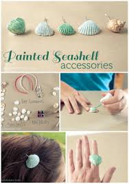 16 adorable seashell craft ideas you should do with your kids