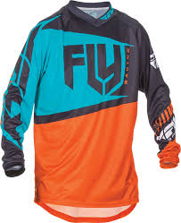 fly womens motocross gear 2017 fly racing youth f 16 jersey mx atv motocross off road dirt