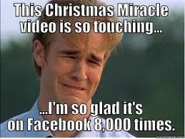Christmas Miracle Meme - 1990s problems memes quickmeme