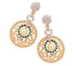 earrings world most beautiful gold earrings in the world