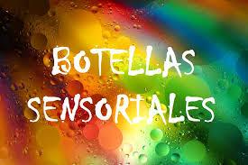 significado de imagenes sensoriales wikipedia botellas sensoriales qué son y para qué sirven